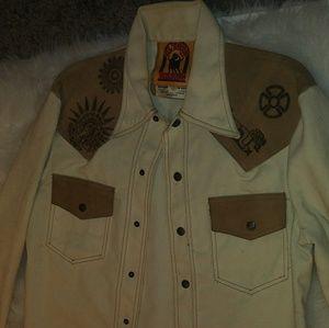 Jackets & Blazers - Vintage shirt